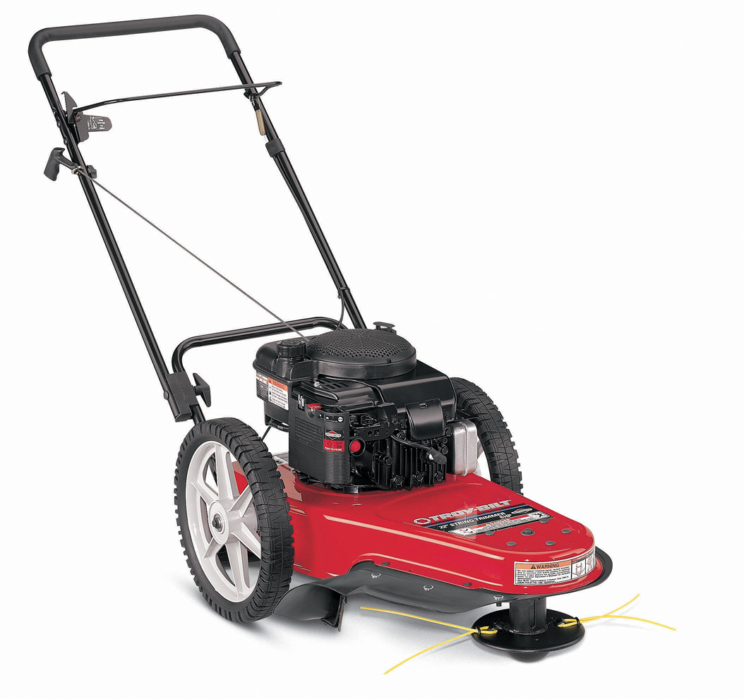 Troy Bilt Wheeled Trimmer
