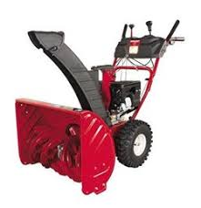 Troy Bilt Snowblower